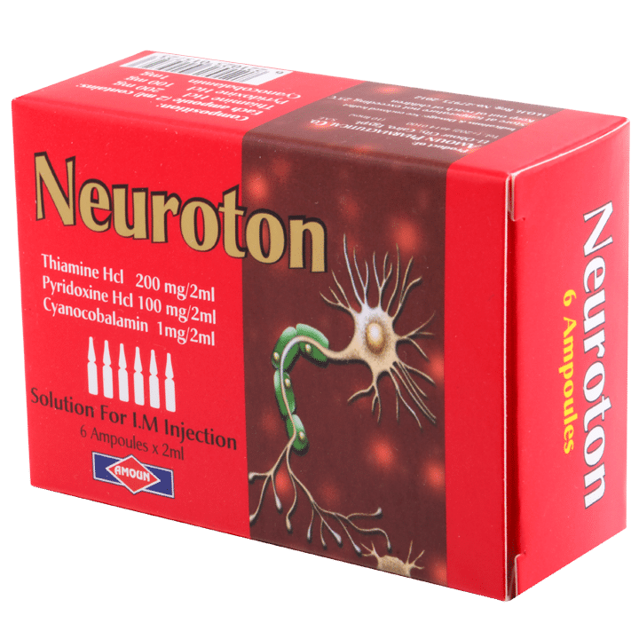 Neuroton® Ampoules & Tablet
